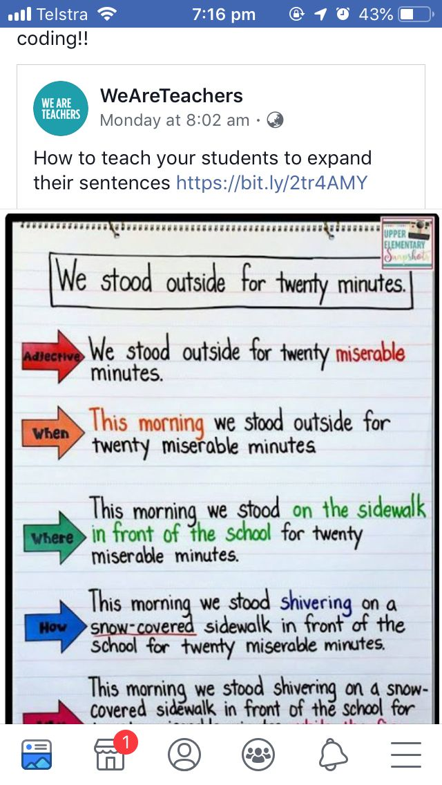 Pin by Erica Jane on Literacy   Student teaching. Teaching. Sentences