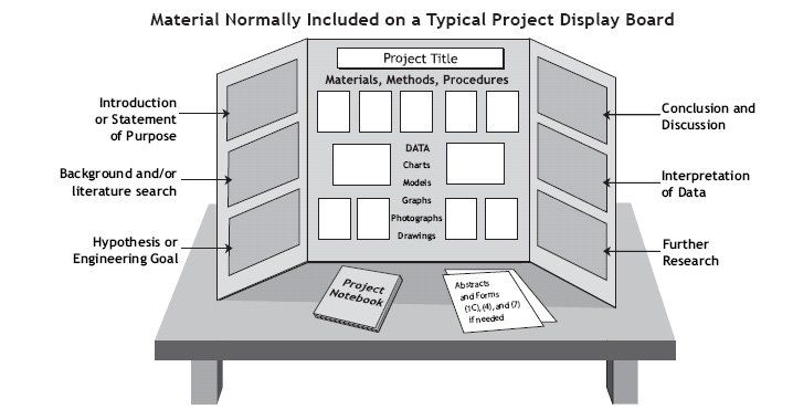 Pin By E Ge On A Scientist In The Making Science Fair Board Science Fair Projects Boards Science Fair Board Layout