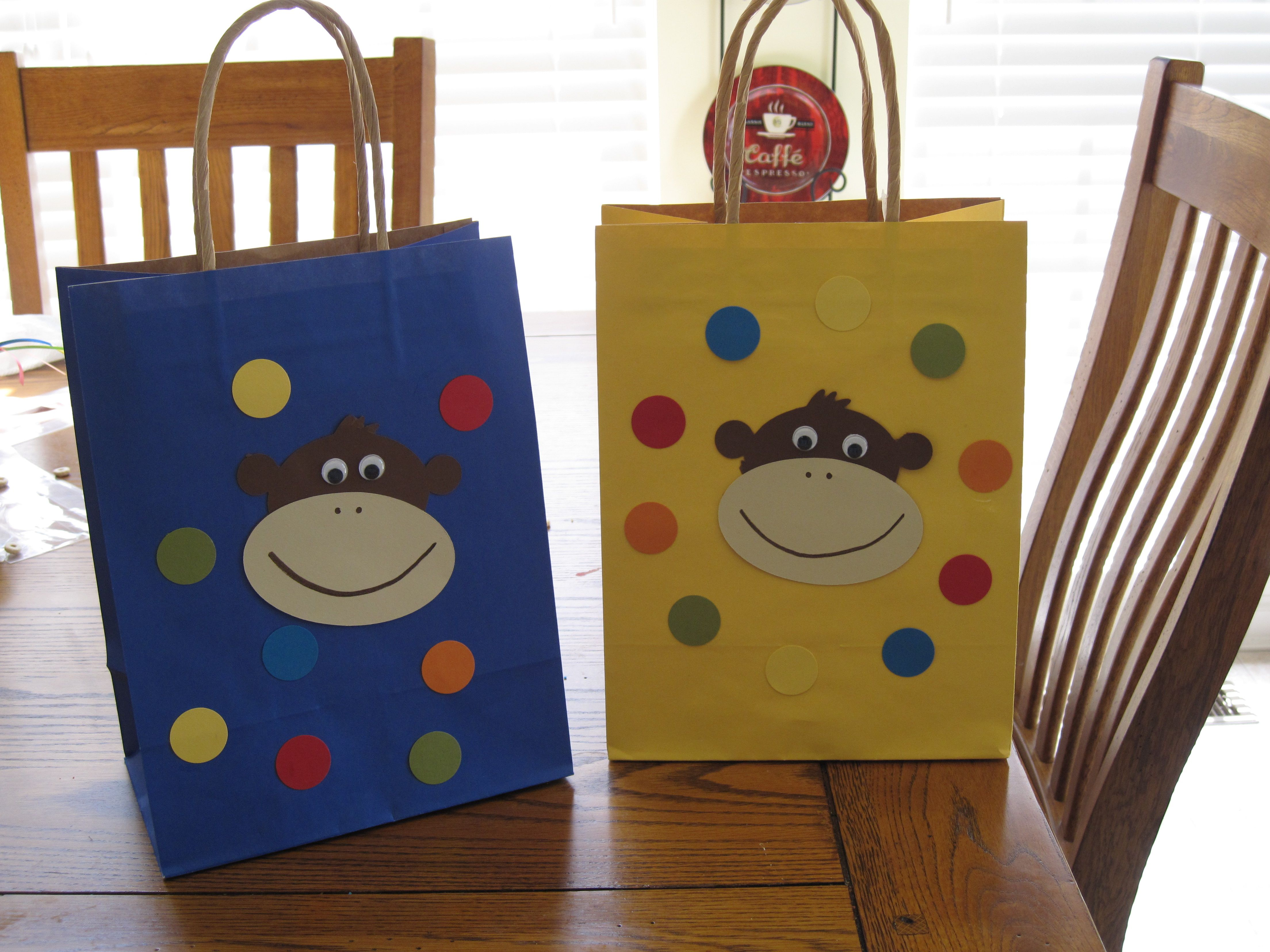 Cricut party gift bags for kids party gift bags cricut