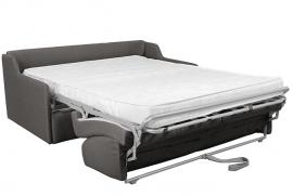 Studio Canape Convertible Rapido 160x195 Matelas 13 Cm En Tissu Microfibre Confort Bed Home Decor Furniture