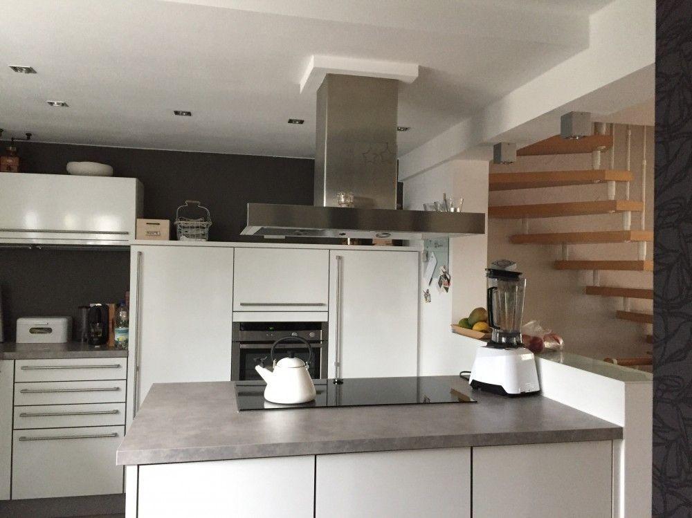 Offene Küche nach Umbau in Reihenhaus | Haus | Pinterest