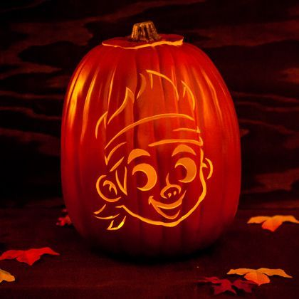 Disney Pumpkin Carving Patterns and Templates for Halloween | Spoonful