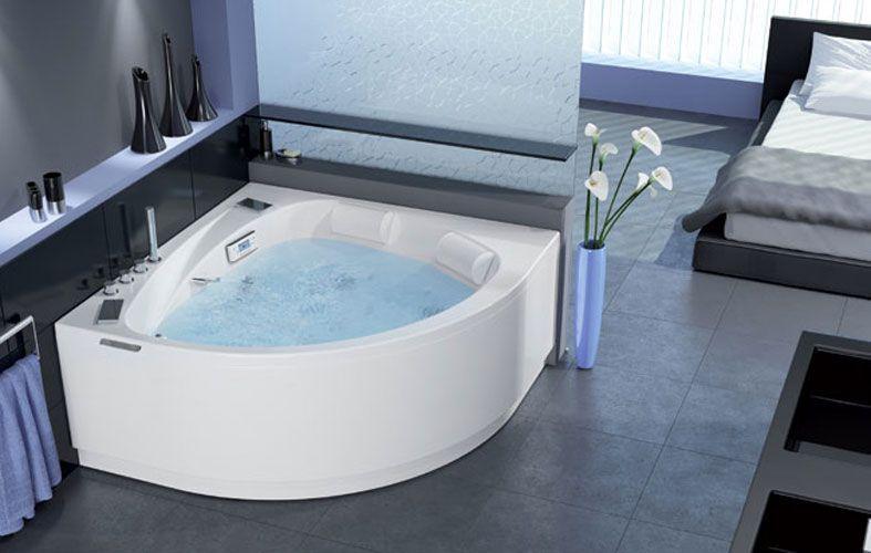 déco salle de bain avec baignoire dangle | Décoration intérieure ...