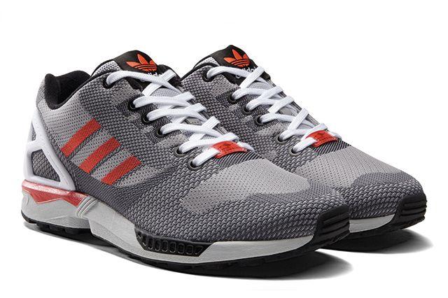 huge discount f07a0 ad623 ADIDAS ORIGINALS ZX FLUX 8000 WEAVE PACK | Sneaker Freaker ...