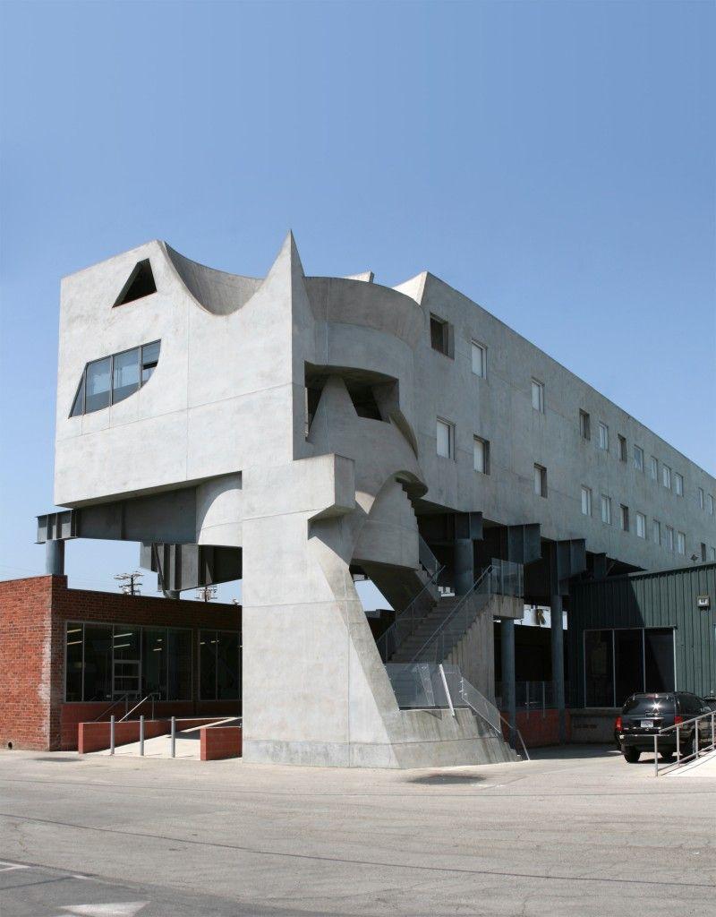 Samitaur Building Building Culver City Architecture