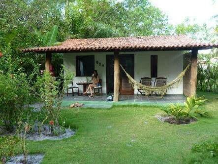 Casas de campo simples e baratas