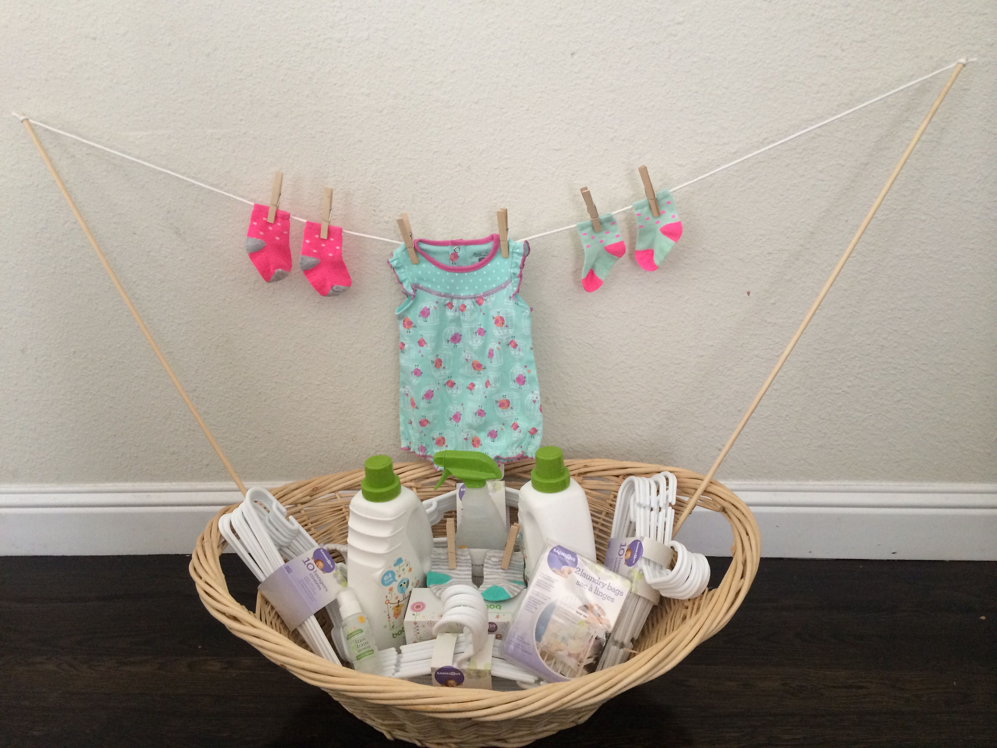 Baby Laundry Basket Gift Baby Laundry Gift Basket Gift Ideas Baby Shower Gifts