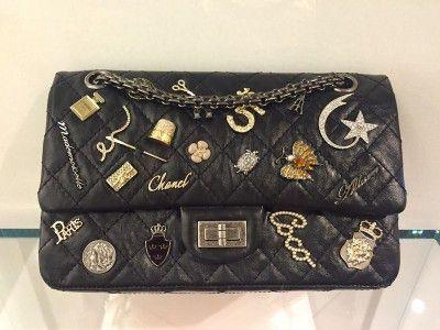 3585284ffb54 Chanel Lucky Charms - PurseBop   Fashion: Handbags and Wallets ...