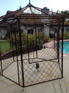 Bakersfield For Sale Gazebo Craigslist Gazebo Bakersfield Outdoor