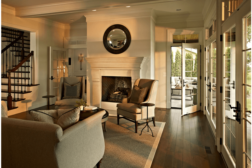 FRENCH COUNTRY III GALLERY - Luxe Homes Design Build | New Home ...