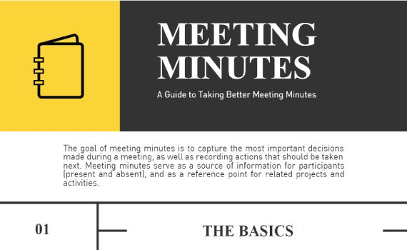 How to Take Better Meeting Minutes