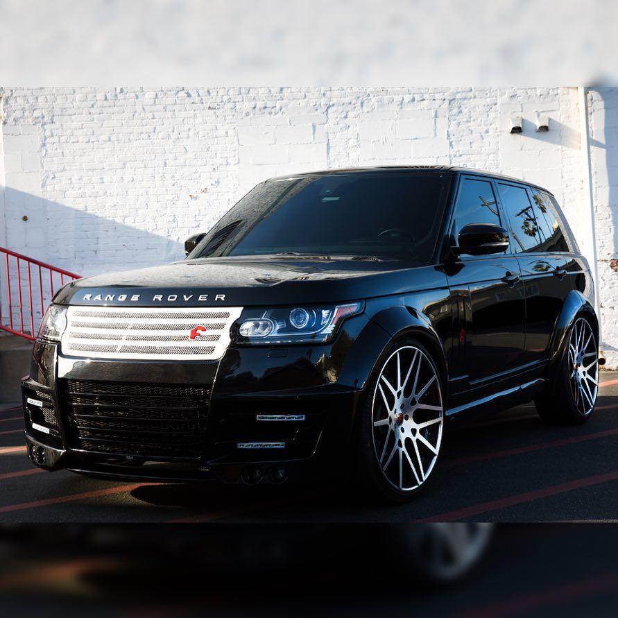"RDB LA Mano On Instagram: ""Wide Body Range Rover"