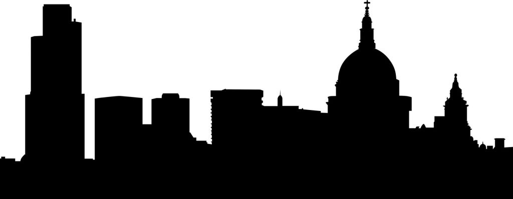 London Skyline Silhouette Google Search Disney
