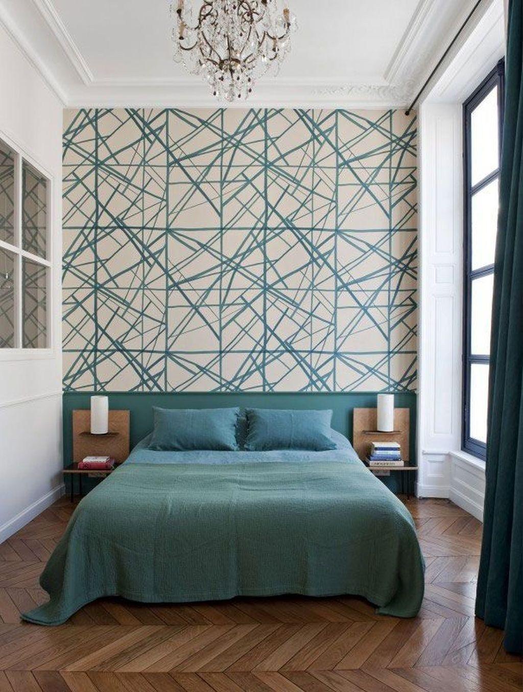 40 Fabulous Bedroom Wallpaper Design Ideas For You In 2020 Wallpaper Design For Bedroom Bedroom Wall Designs Wallpaper Interior Design