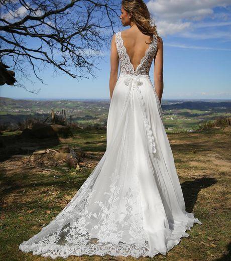 Robes de mariée Marie Laporte : toute la collection tendance