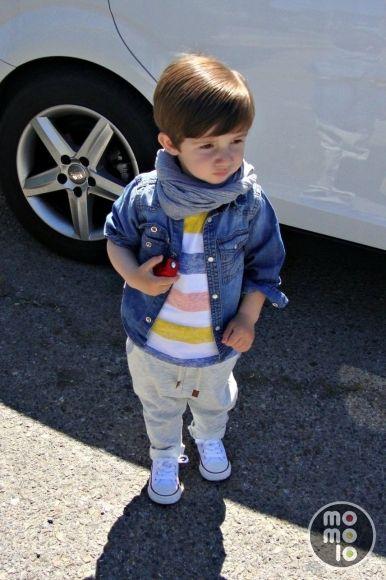 MOMOLO | moda infantil | Pañuelos / Foulards Zara, Camisas Primark, Camisetas Lefties, Pantalones largos Lefties, Deportivas / Zapatillas Converse, niña, 20140602103307