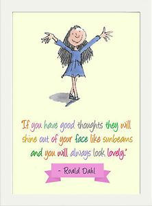 Image result for roald dahl quotes matilda Roald dahl