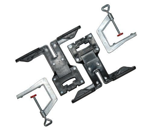 Tools4Boards Tuning Vises Ski and Snowboard Vise by Tools4Boards. $60.33. Tools4Boards Tuning Vises holds any ski or snowboard both base-up and on its side. Soft rubber grip pads are durable, non-marking and exceptionally non-slip. Horizontal base and vertical side edge mounting options. Made of durable and impact-resistant Lexan polycarbonate plastic. Includes 2 c-clamps to securely fasten the vise components. Compatible with Terminator Tuning Stand.. Save 15%!