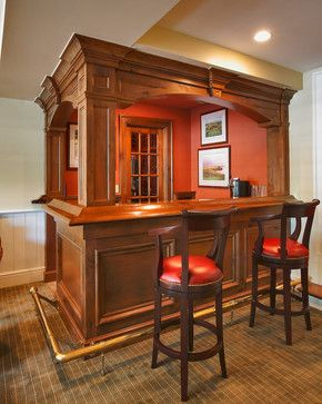 South Ave Traditional Wine Cellar New York Country Club Homes