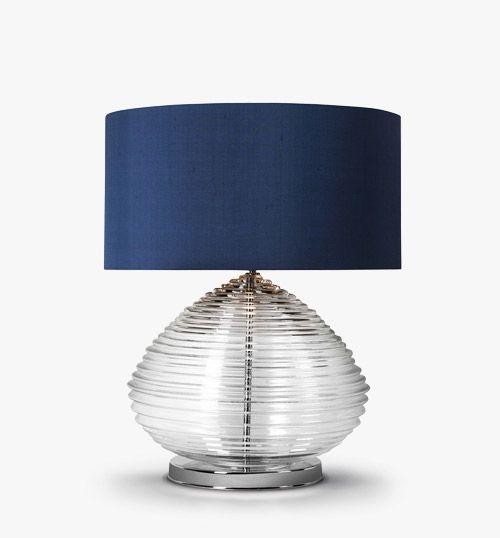 Beehive Lamp Large Lamp Table Lamp Glass Table Lamp