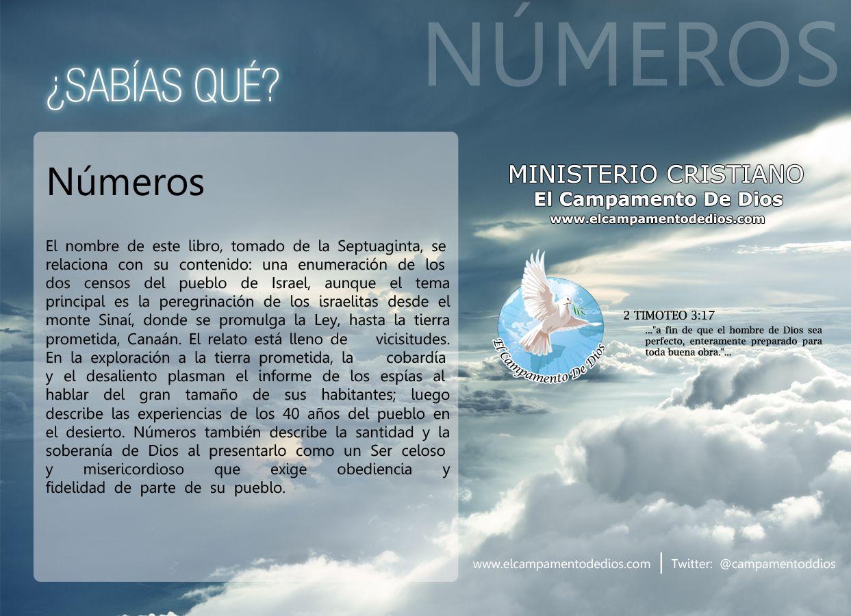 Afiche Para Campaña ¿Sabias que? Cliente: Ministerio Cristiano El Campamento de Dios Miami FL