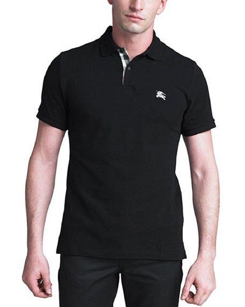 b1a2c3a94 Burberry Brit Men's Short Sleeve Nova Check Polo Shirt #fashion #clothing  #shoes #accessories #mensclothing #shirts (ebay link)