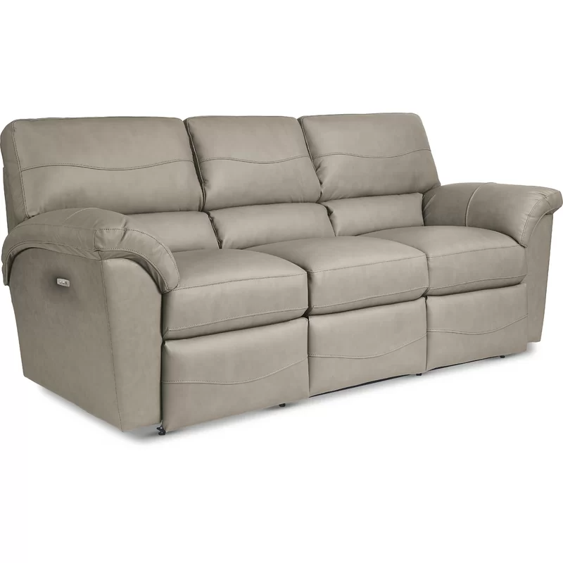 Reese Reclining 90 Inches Pillow Top Arms Sofa In 2020 Pillow Top Sofa Modern Furniture Living Room