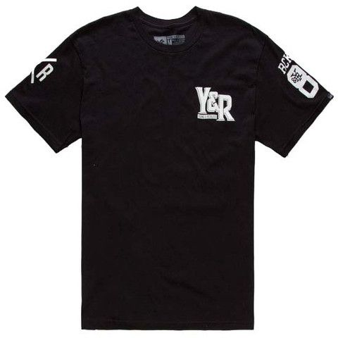 "Young and Reckless Men's ""Neu Jerzee"" Tee - Vulcinity"