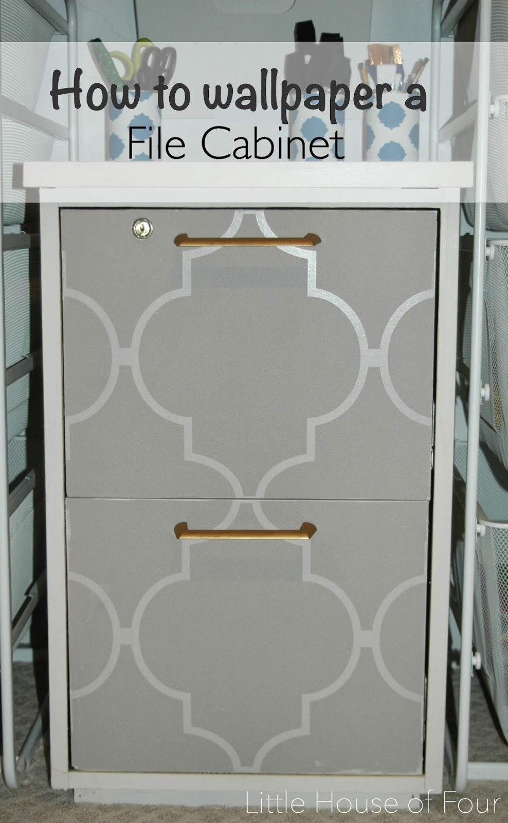 Trash to Treasure File Cabinet & Trash to Treasure File Cabinet | Filing Budget decorating and ...