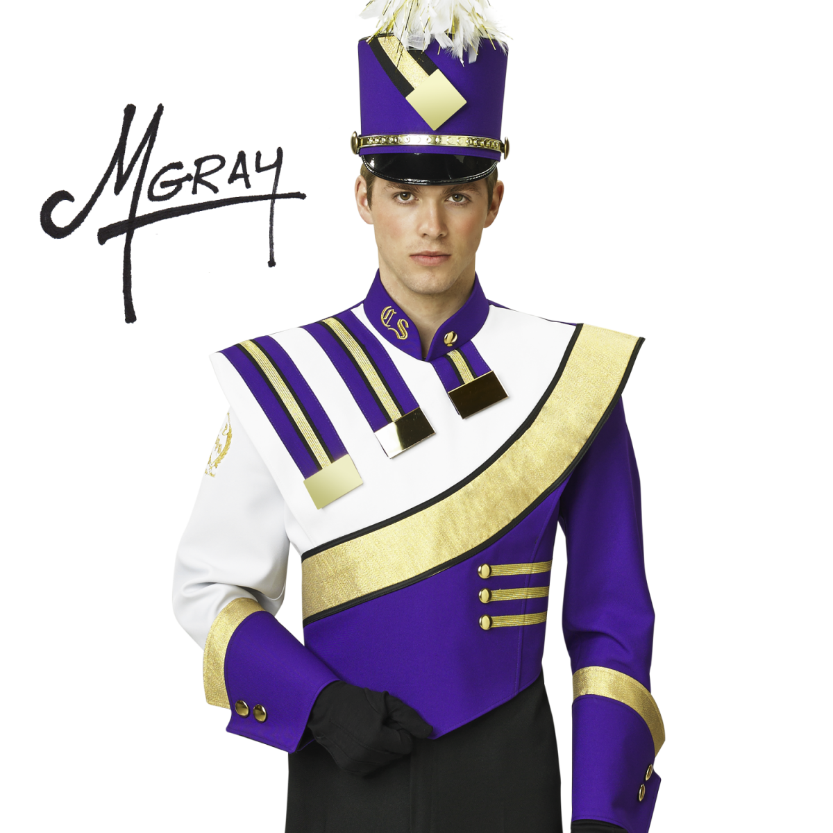 Custom Uniform - Made-to-Order Uniforms - Marching Band - DeMoulin