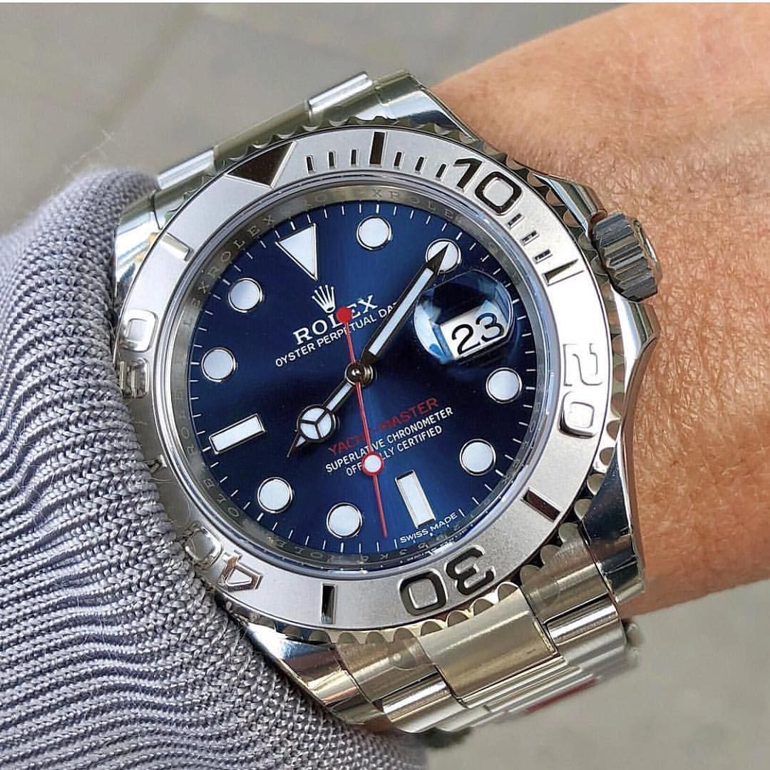 Rolex Yachtmaster 40. Posted on 8past10 by Rolexshow