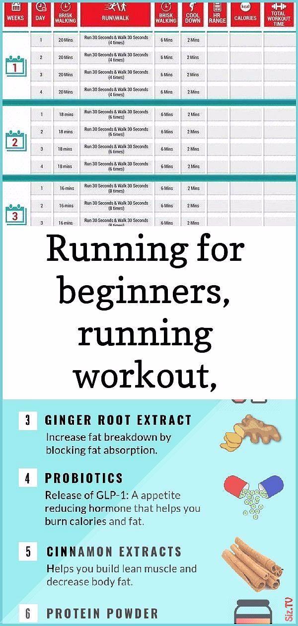 Running for beginners running workout running for weight loss treadmill workout running plan 9 Runni...