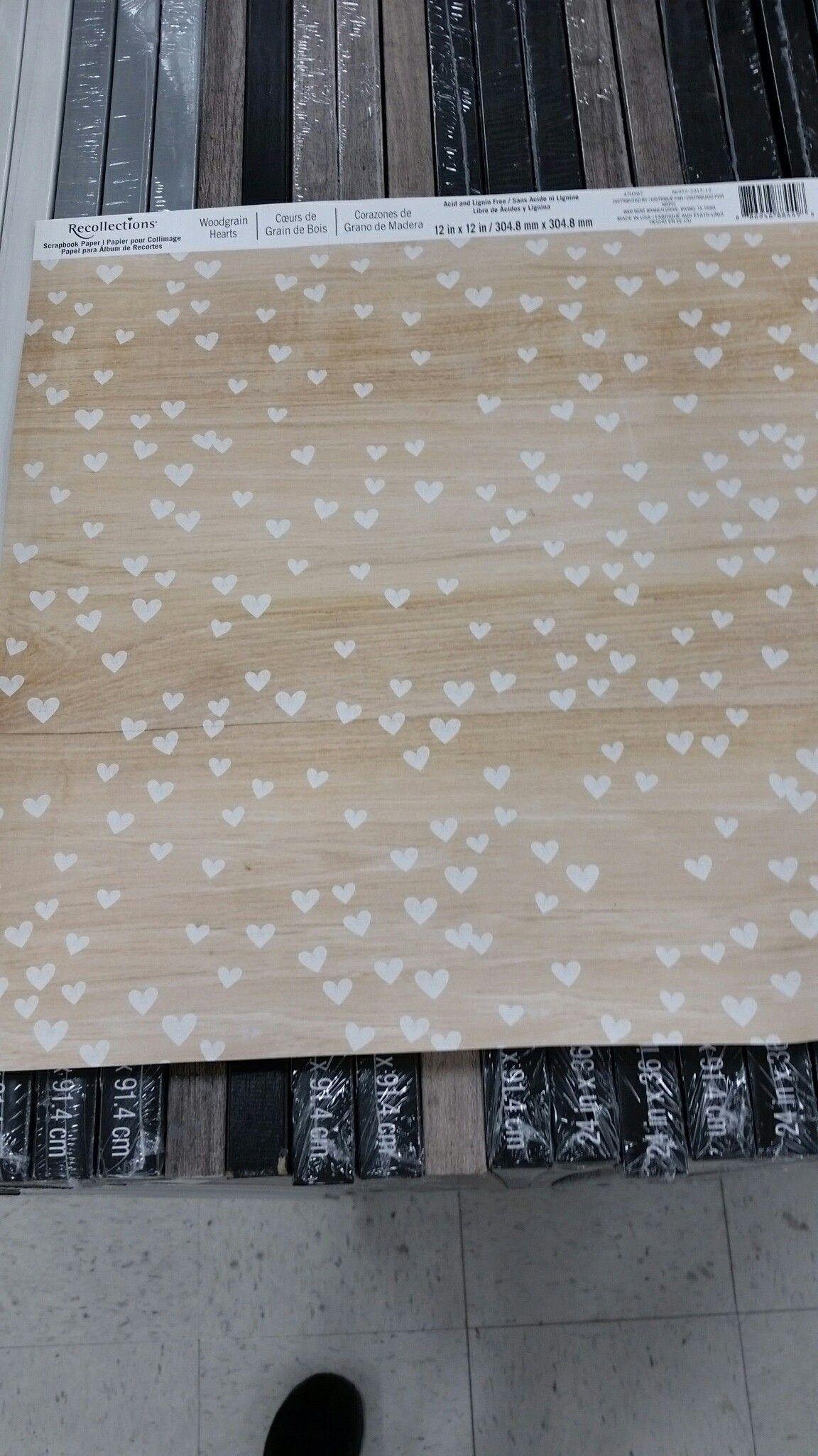 Michaels Scrapbook Paper Candices Bridal Shower Pinterest