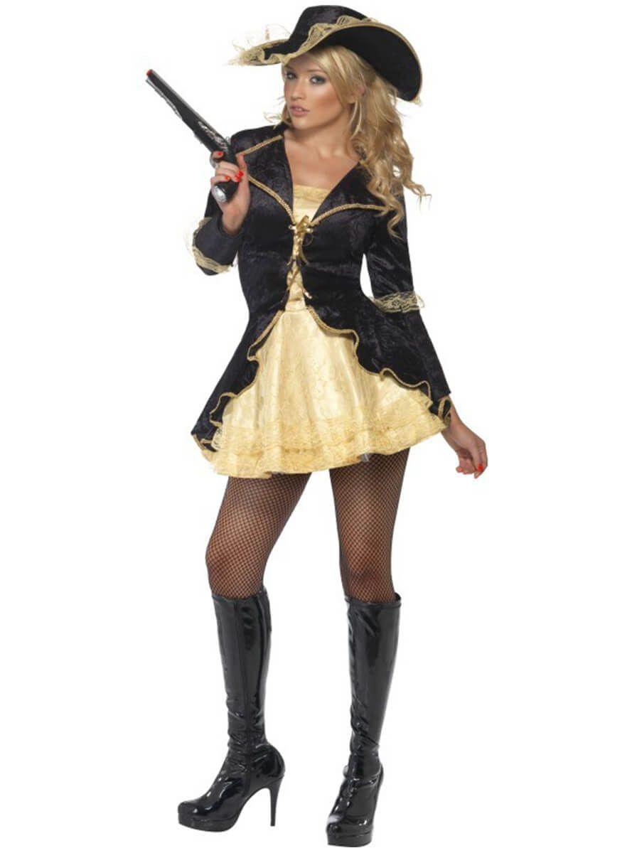 c1b271652 Traje de mosquetera sexy para mujer | Halloween costumes ideas ...