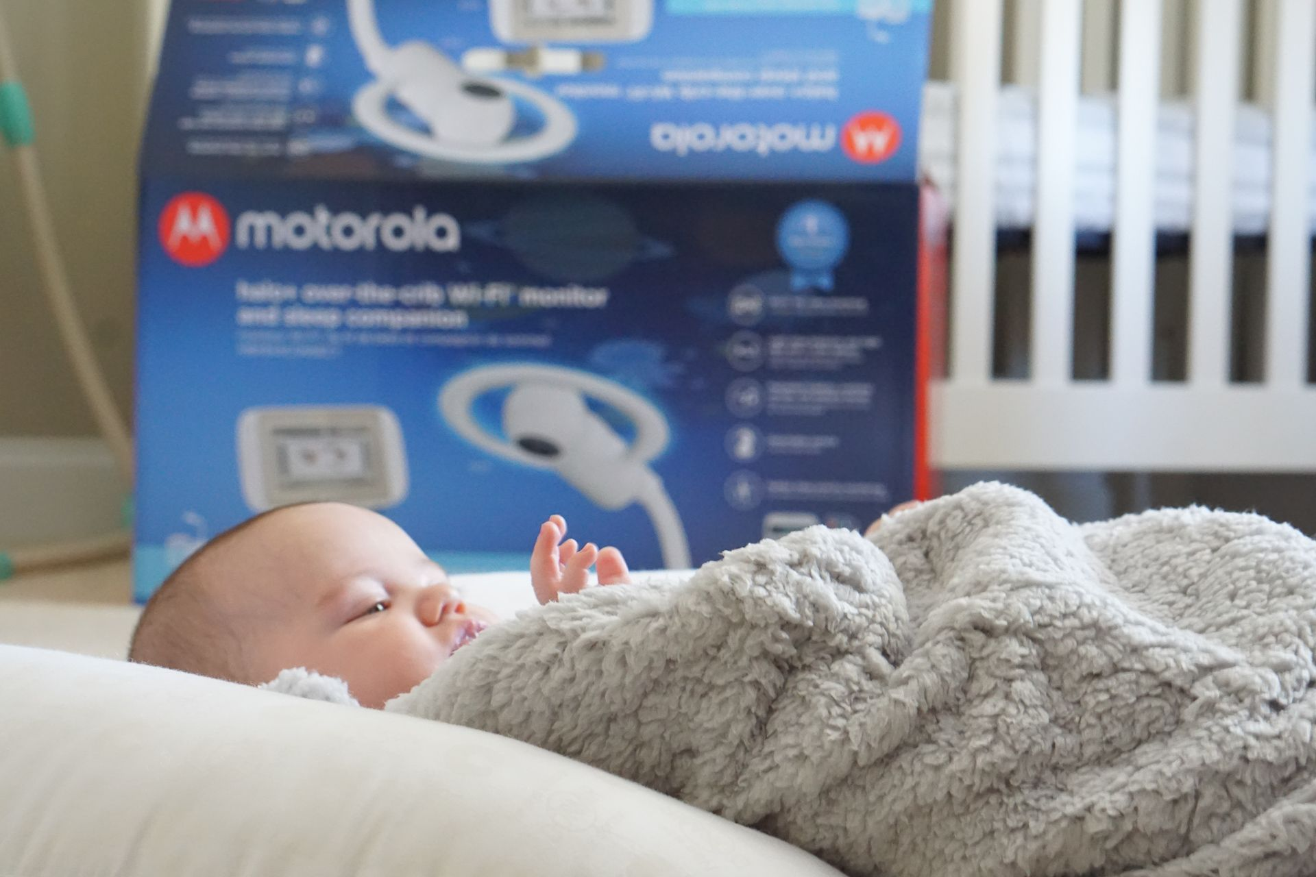 motorola halo baby monitor app