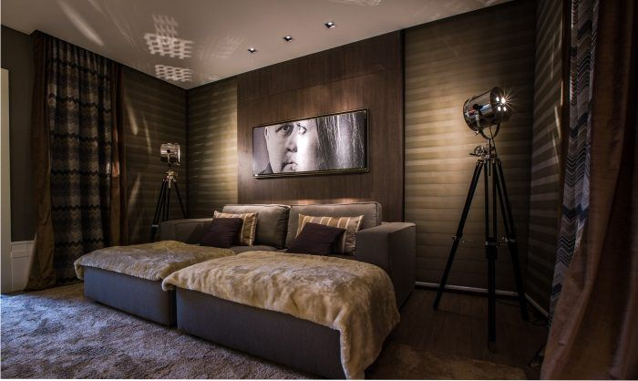 Cortina Shadow | Belo Ambientte