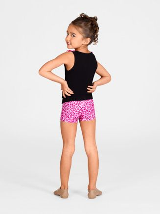 check out 8ba5a 50fb1 Child Booty Short by FUNKY DIVA  12.85  leopard  cheetah  allaboutdance  http