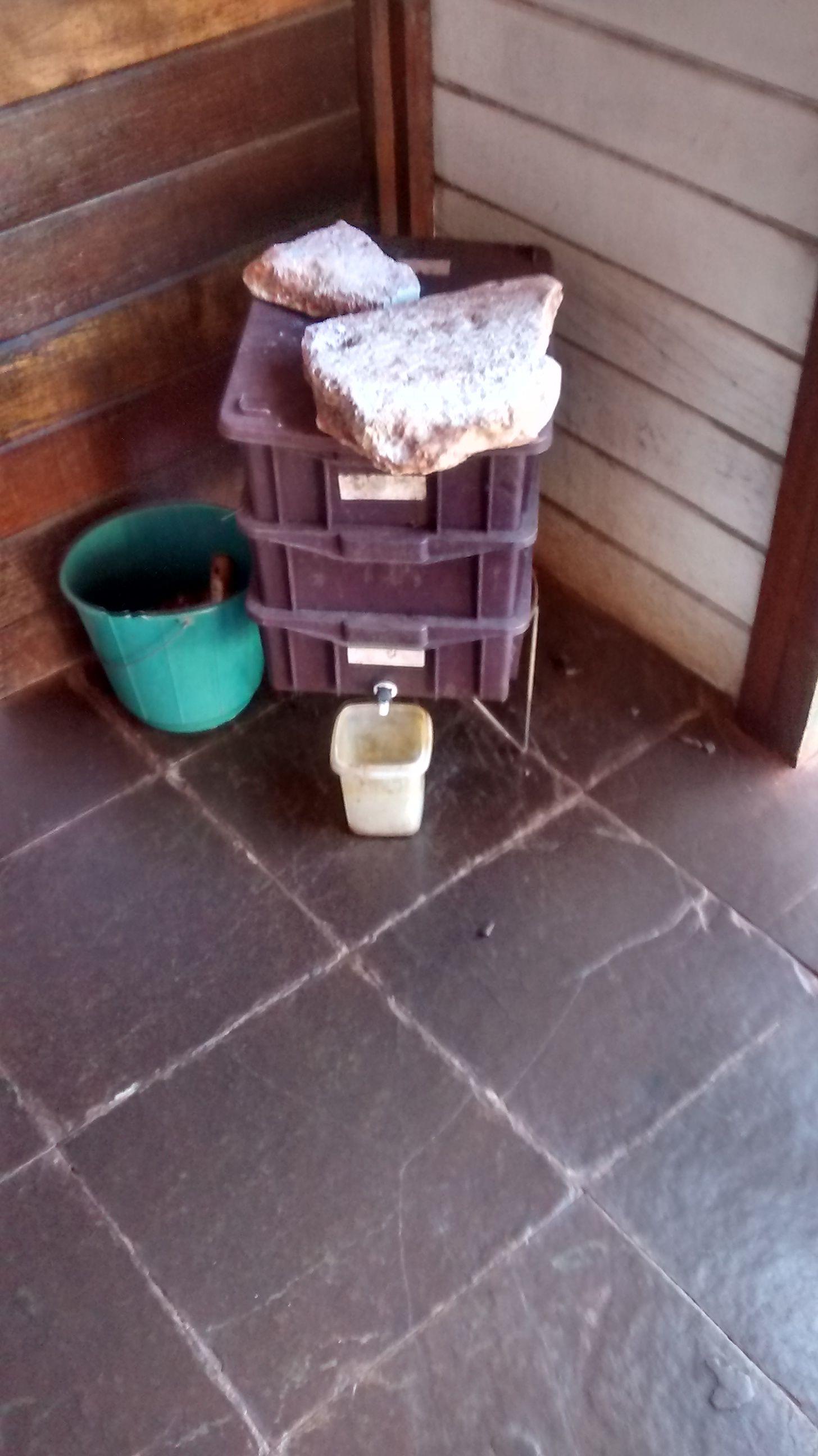 Projeto de ensino sobre compostagem.