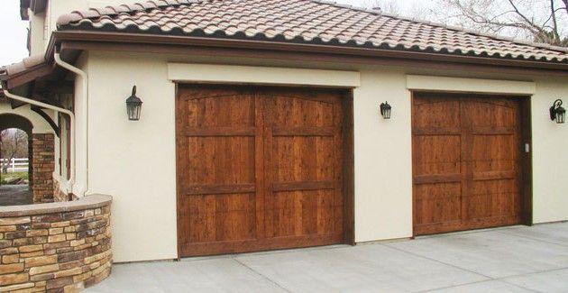 Custom Wood Garage Doors Garage Doors Garage Door Styles