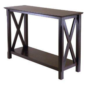 Amazon.com - Winsome Wood Xola Console Table