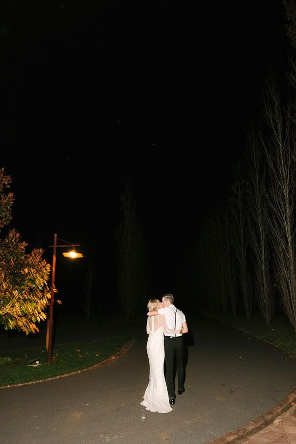 Ashleigh + Brendan's stunning wedding is a must see!     Gown: 'Carina' Karen Willis Holmes  Photo: The Loved Ones