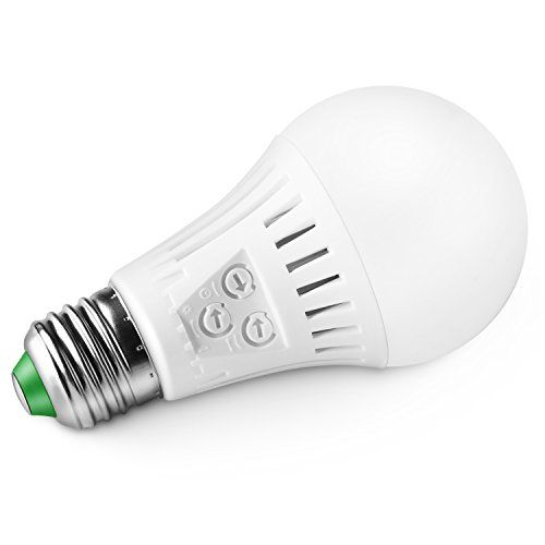 Elrigs E27 Led Lampe Mit Bewegungsmelder Und Dammerungssensor 7w Ersetzt 60w Reichweite Zeit In 2020 Lampe Mit Bewegungsmelder Led Lampe Mit Bewegungsmelder Led Lampe