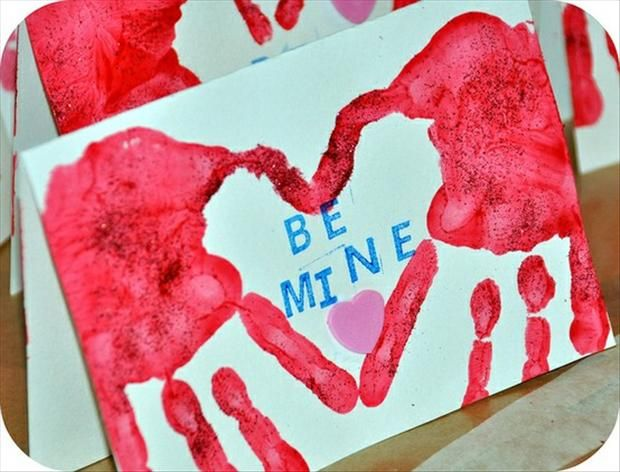 Do it yourself valentines day crafts 32 pics crafty pictures kpopstarzvalentines day craft ideas for preschoolers diy presents that will make opstarzanother popular and quick valentines day craft idea for solutioingenieria Image collections