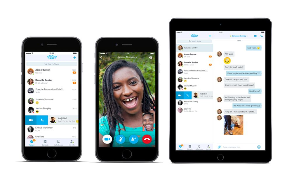 Skype is Bringing Free Group VideoCalling to iPhone and