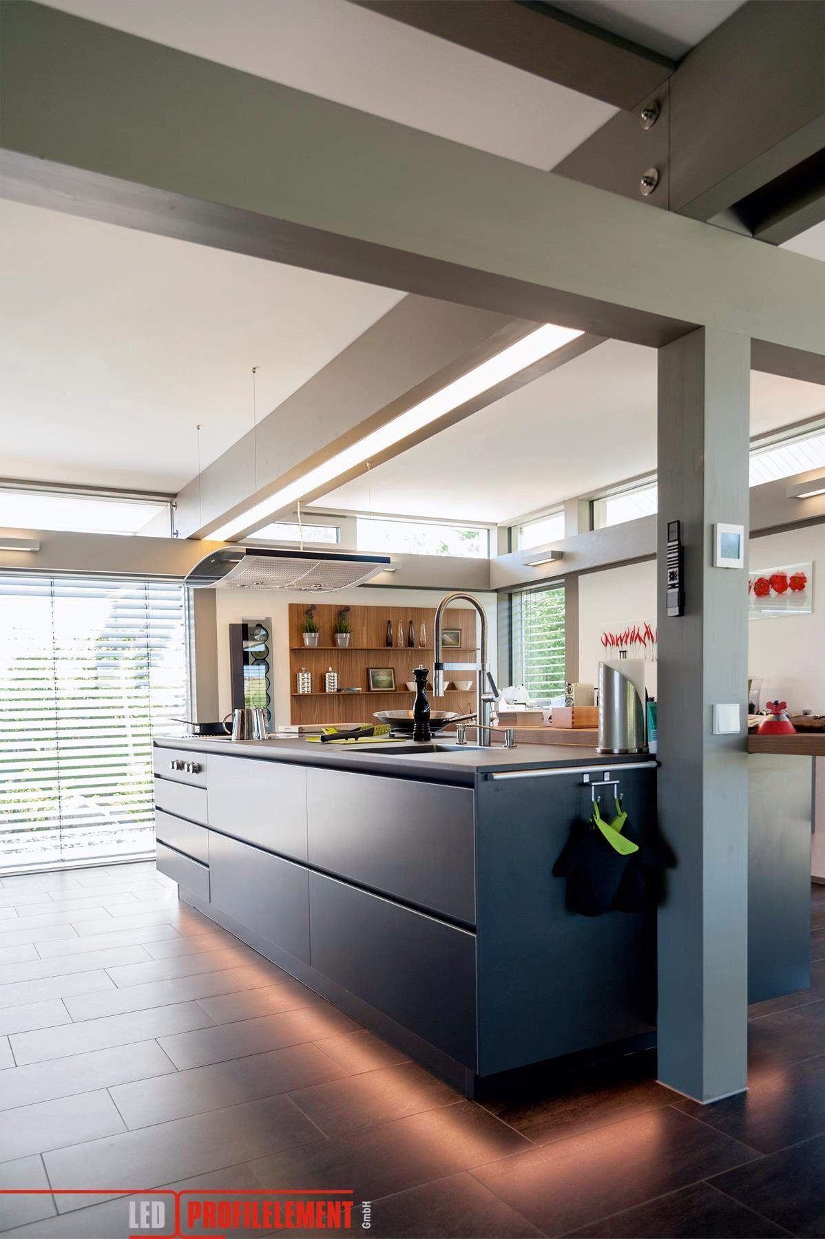 Huf Haus   Light   Pinterest   Haus innenräume, Moderne häuser und ...