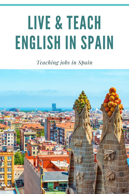 Live & Teach in Spain in 2020   Spain travel guide, Spain ...
