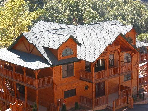 Gatlinburg Cabin Cherokee s Dream 6 Bedroom Sleeps 28
