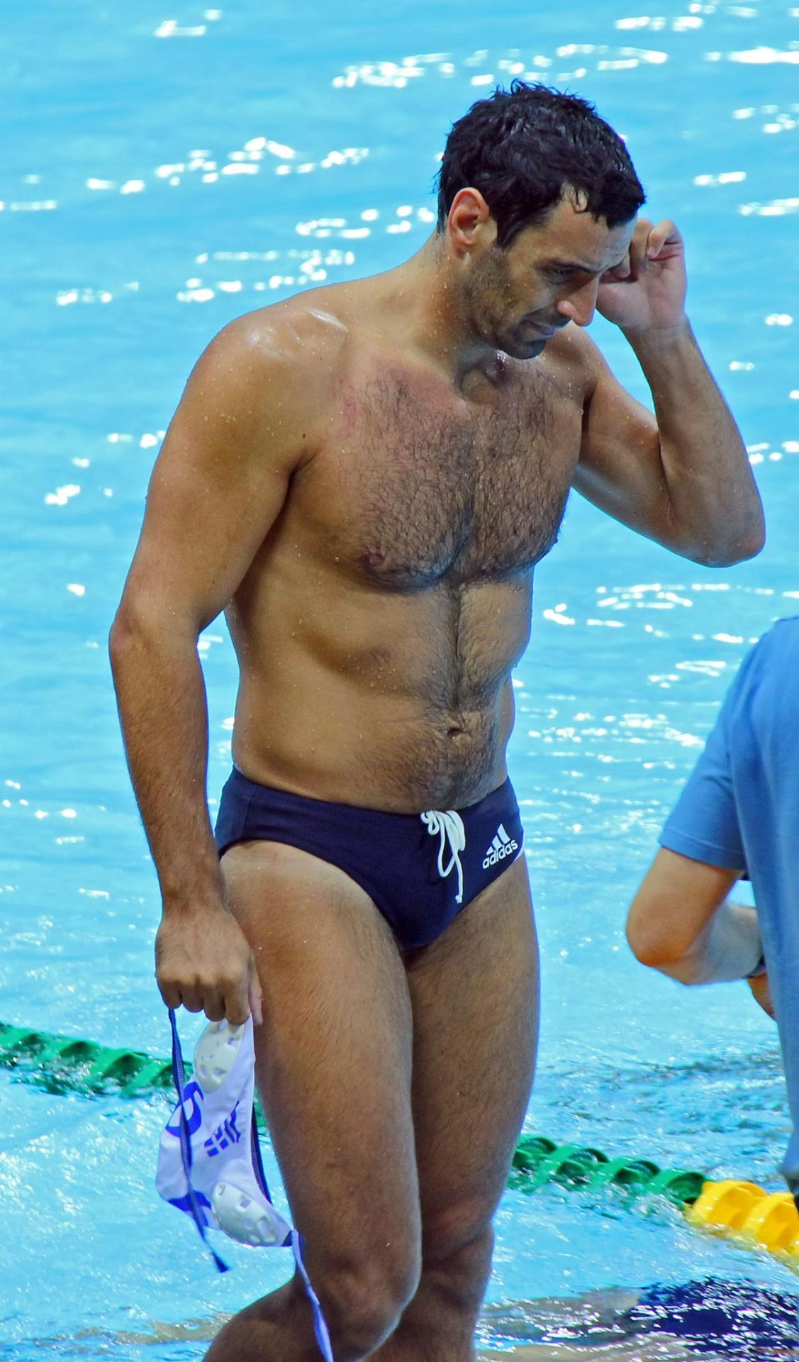 Giorgios Afroudakis Photo By Sredni Vastar Water Polo Speedo Water Polo Players