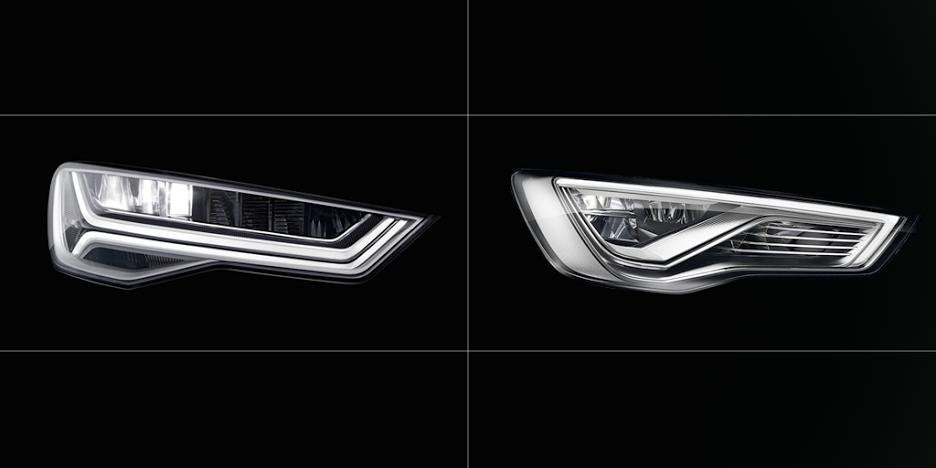 Audi Headlight Con Imagenes Disenos De Unas Diseno Automotriz Iluminacion Exterior