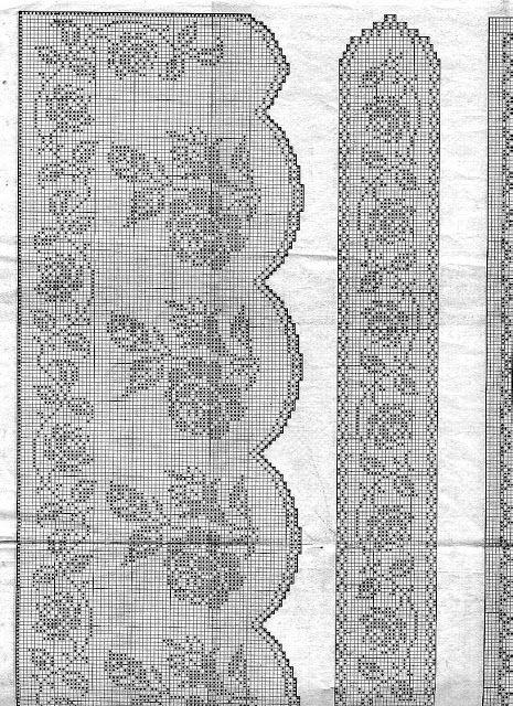 Burda e370 inevavae i picasa crochet for Burda uncinetto